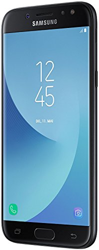 Samsung Galaxy J5  2017  - Smartphone de 5 2    SIM doble  4G  16GB  1280 x 720 Pixeles  Plana  SAMOLED  16 million colours  16 9   Negro