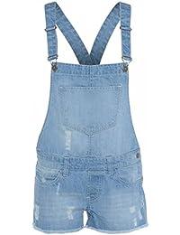 Suchergebnis auf für: Jeans Latzhosen Damen