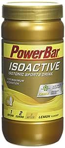 Powerbar Boisson Energétique Isoactive Goût Lemon Flavour