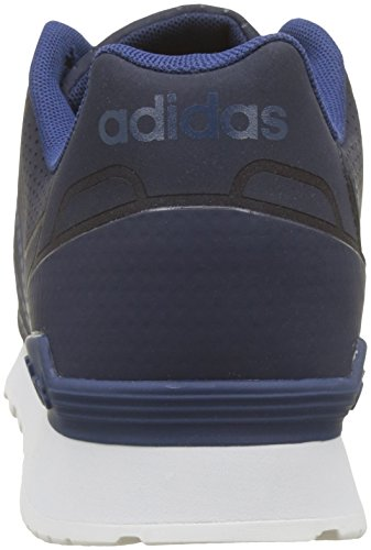 adidas 10k Casual, Chaussures de Running Homme Bleu (Collegiate Navy/crystal White/mystery Blue)