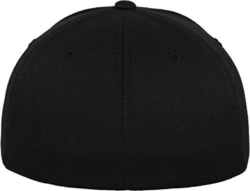 Mister Tee Cross Flexfit Cap black