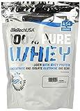 100% Pure Whey cappuccino al caramello 454 g sacca - proteina di siero di latte pura - BiotechUSA