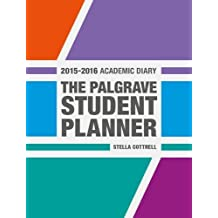 The Palgrave Student Planner 2015-16 (Palgrave Study Skills) by Stella Cottrell (2015-05-08)