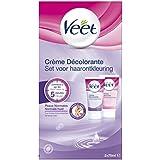 Veet - Crème Décolorante Visage et Corps 75 ml