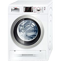 Bosch WVH28422GB 1400rpm 7+4Kg Washer Dryer - White