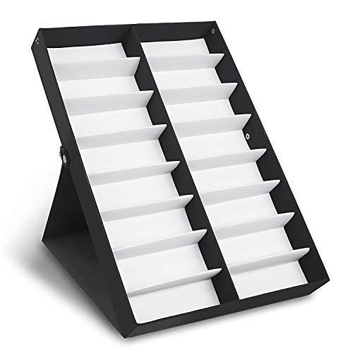 ff43340d3bcb Paide Glasses & Jewellery Display Organiser - 2 Sizes Available - Keep Your  Glasses Tidy Para 16 gafas