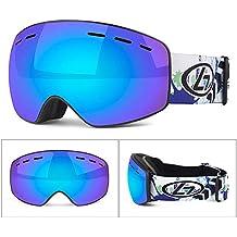 Aili Niños Gafas De Esquí Y Snowboard con Lente Antivaho, ...