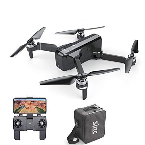 RC Drohne SJRC F11 GPS, 5G WiFi FPV Mit 1080P Kamera 25 Minuten Flugzeit Brushless Selfie 2 Batterie