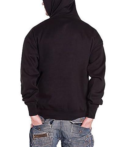 Pink Floyd Sweat-shirt à capuche Dark Side of the moon 40 Yrs Noir Pullover