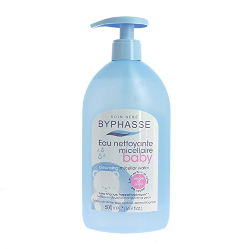 Eau Nettoyante Micellaire Baby Byphasse