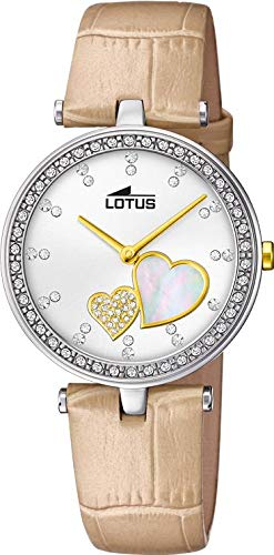 orologio solo tempo donna Lotus Bliss casual cod. 18622/2