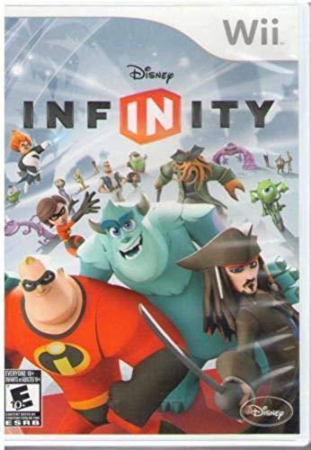 Disney Infinity Wii (nur Spiel) (erneuert