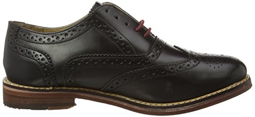 Ben Sherman Oxford Brogue - Richelieu - Homme Marron (Brown 002)
