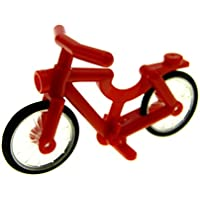 1 x Lego bike red 4719 A64 by LEGO