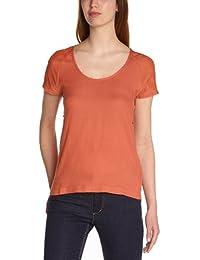 Eleven Paris Damen Shirt DELMA WOMEN, Rundkragen, Uni