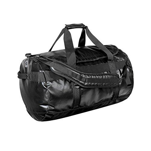 Stormtech Gear Sporttasche, Wasser abweisend, Medium Ozean Blau/Schwarz