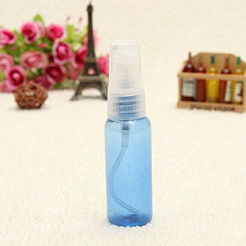 Bluelover 30/50Ml Récipient en Plastique Transparent D'Atomiseur d'eau De Jet De Bouteille - 1