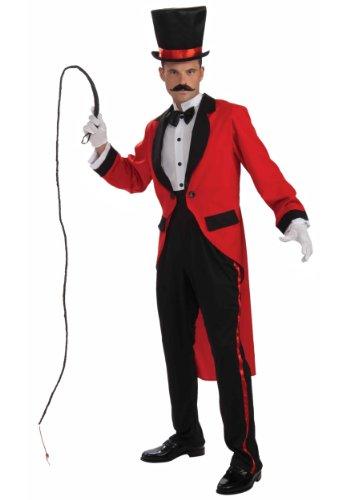 t Ring Master Fancy Dress Costume Standard ()