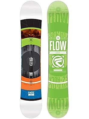 Flow - Planche De Snowboard Merc 162w - Homme - Taille 162w - Blanc