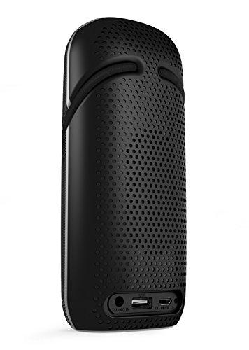 Philips BT114 Bluetooth Speakers (Black)