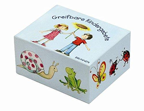Greifbare Kindergebete: 160 Gebetskärtchen in einer Kassette