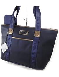"Sac shopping ""Ted lapidus"" bleu marine"