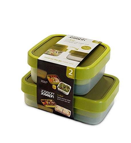 joseph-joseph-goeat-ahorro-de-espacio-ensalada-y-lunch-box-verde-twin-pack