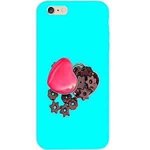 Casotec Mechanism Love Design Hard Back Case Cover for Apple iPhone 6 Plus / 6S Plus