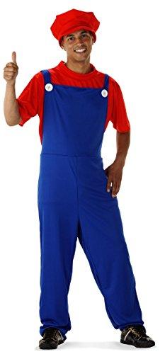 Folat 21966 - Super-Klempner Suit L-XL, -