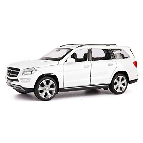 Asdfnf Car Model Car 1 32 Mercedes Benz Gl450 Off Road Vehicle Simulation Alloy Die Casting Toy Ornaments Sports Car Collection Jewelry 15x5 5x5 5cm