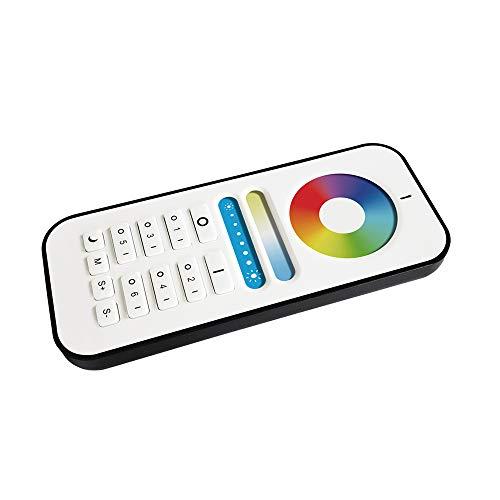 ElecGear 2.4G RF Smart RGBCCT Fernbedienung LED 'Plus Edition' des LED Streifen Controller, Lampe, Reflektor, Einbauleuchte, Spotlight, Kabellos Touchpanel Dimmschalter Ausschließlich -