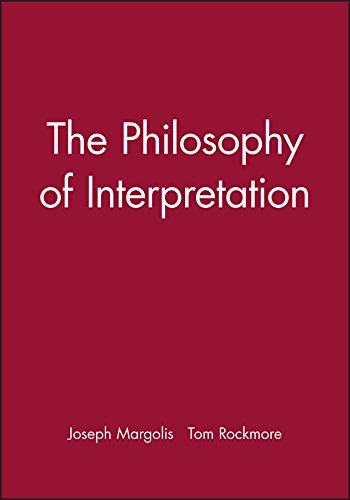 Philosophy of Interpretation (Metaphilosophy)