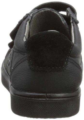 Ricosta JENSON(M) 5425200, Jungen Sneakers, Grün (army 580), EU 34 Schwarz