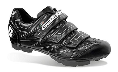 GAERNE G. Cosmo MTB scarpe spd con sistema a click Bicicletta Scarpe Cosmo, Uomo, Black