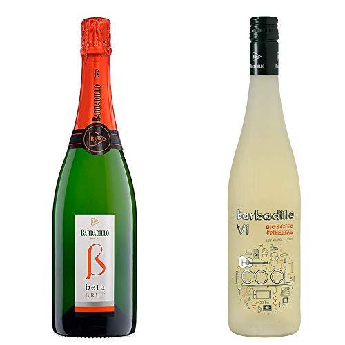 Beta Brut Y Barbadillo Vi - Vino Blanco - Barbadillo - 2 Botellas De 750 Ml