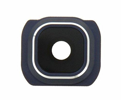 ACUTAS New Camera Lens Cover For Samsung Galaxy S6 Edge - Blue