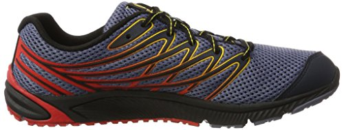 Merrell Bare Access 4, Chaussures de Running Compétition Homme Gris (Folkstone Grey)