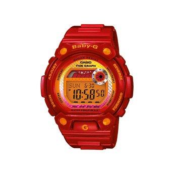 Casio BLX-100-4ER, funzione illuminazione, sveglia e cronometro - Orologio da donna
