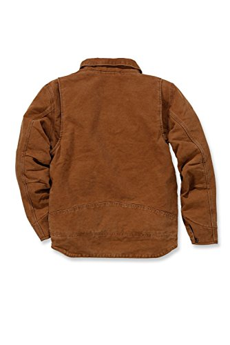 best supplier new appearance pretty nice Carhartt 101230 Sandstone Berwick Hommes Veste Manteau de ...