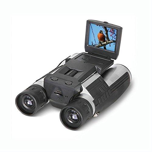 Gudoqi binocolo fotocamera digitale hd telescopio display lcd hd 1080p per videocamera portatile videoregistratore