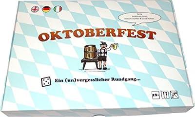 jeu à boire: Oktoberfest