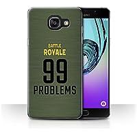 Coque de Stuff4 / Coque pour Samsung Galaxy A5 (2016) / 99 Problems Design / FN Battle Royale Collection