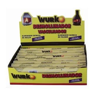 WURKO 0814 – Deshollinador quimico 140 gr.