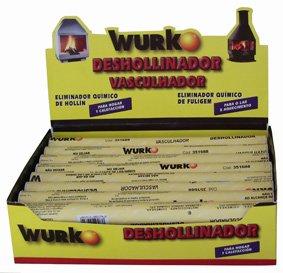 WURKO 0814 - Deshollinador quimico 140 gr.
