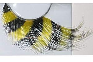 Eulenspiegel EULC001059 Pestañas Artificiales, Multicolor