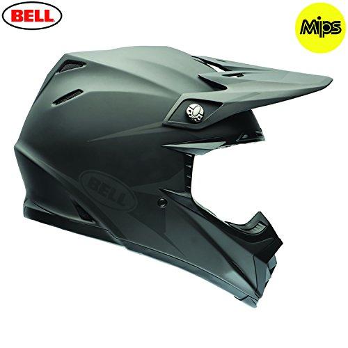 Bell Cascos Moto 9MIPS, Mate Negro, tamaño XS