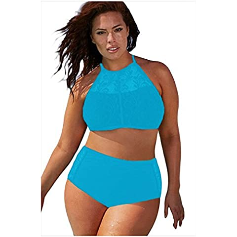 MEINICE -  Costume intero  - (Solid Bikini Panty)