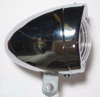Glühlampen-Scheinwerfer (für Seitenläufer / Reifendynamo)