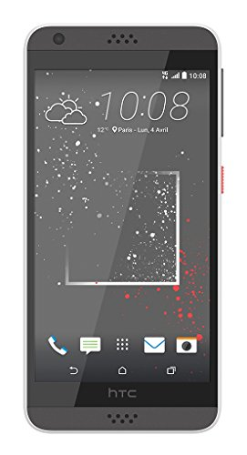 HTC Desire 530 16GB 4G White smartphone (Single SIM, Android, NanoSIM, EDGE, GPRS, GSM, UMTS, LTE)