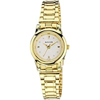 Sonata Analog White Dial Women's Watch -NK8925YM01W